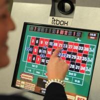 Gamblers put £200m in machines