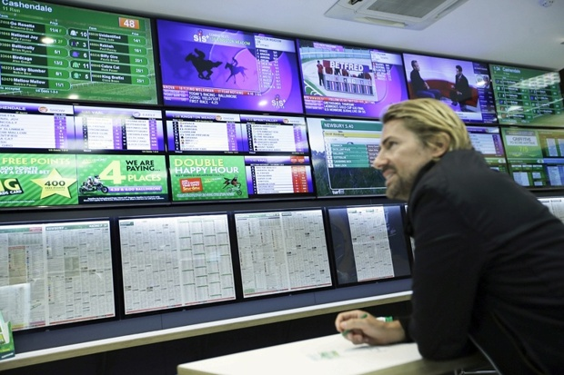We limit some gamblers to benefit others, say bookmakers
